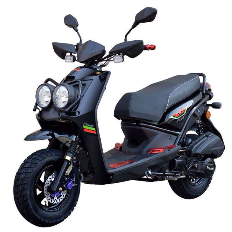 2017 high performance 150cc gas scooters 2 person scooter for Where can i buy a motor scooter