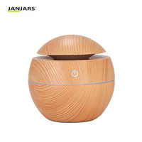 USB Aroma Essential Oil Diffuser steam water Ultrasonic Cool Mist Mini Humidifier Air Purifier 7 Color Change for Office Home