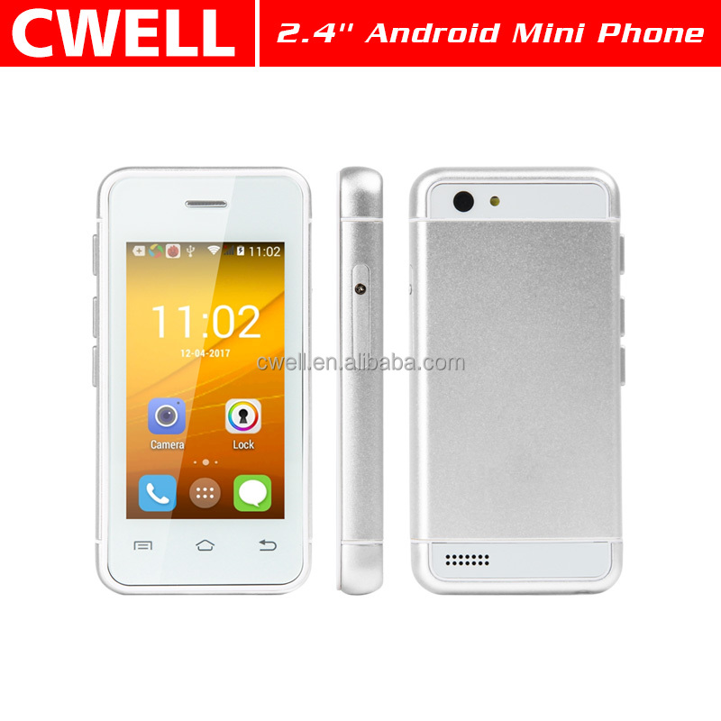 2.4 Inch Touch Screen Mini Android Phone Mini Smart Phone Melrose S9