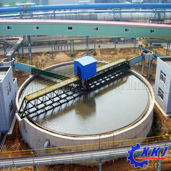 High efficiency mining thickener with best price