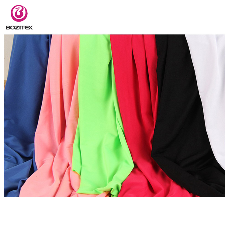 Waterproof Twill 4 Way Stretch Polyester Lycra Spandex Fabric
