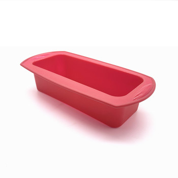 BHD BPA free Eco-Friendly Non-Stick Silicone Loaf and Bread Pan for Baking