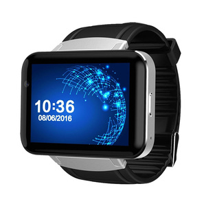 Smart Watch DM98 Android 4.4 RAM 512MB ROM 4G 3G WiFi GPS Quadcore Bluetooth Android Smart Watch