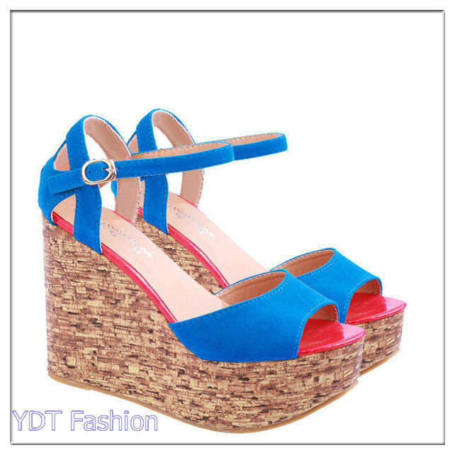 0f8dd5b2dc99 Buy Free Shipping Summer Style Comfortable Wedge Shoes Women Pumps For Lady  Wedge Heel Platform Women Shoes P115 in Cheap Price on m.alibaba.com