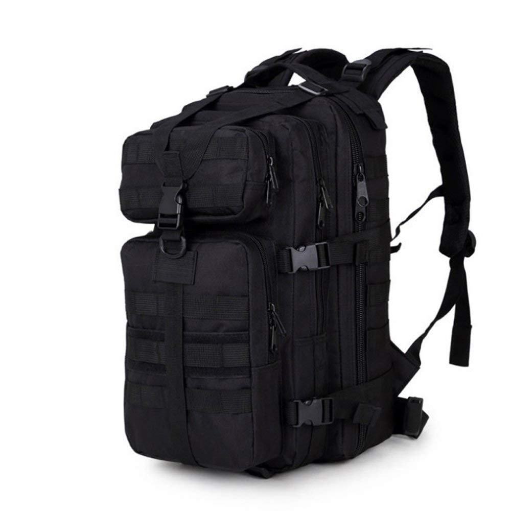 28157223b2 Get Quotations · Asdf 3P Backpack Army Fan Outdoor Shoulder Hiking Backpack  Waterproof CS Camouflage Bag 35L (Color