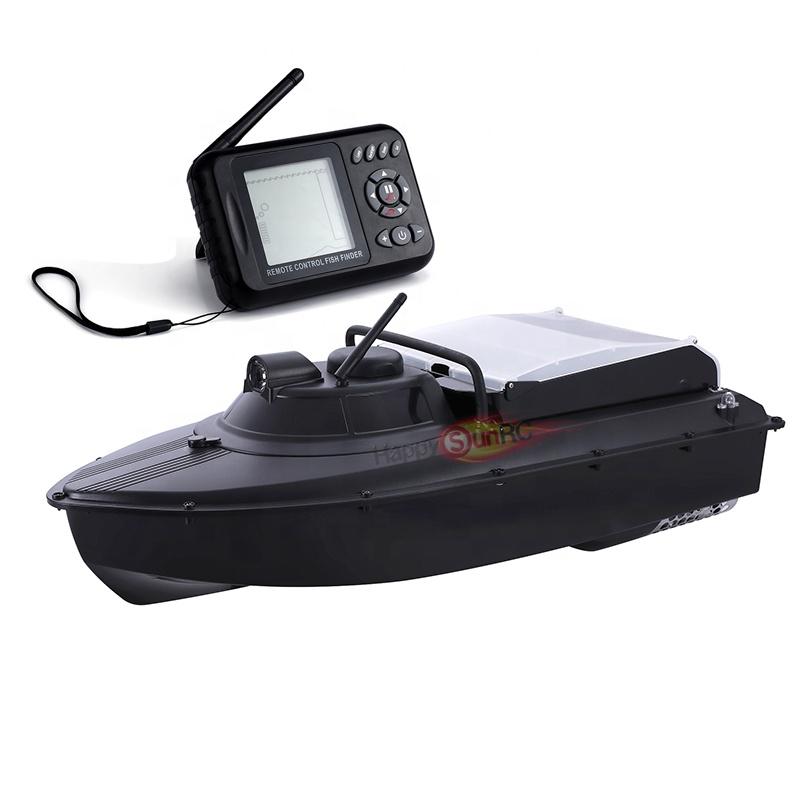 Wholesale fish finder wireless jabo mini fishing rc lures boat
