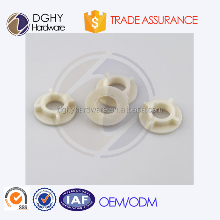 Custom made High precision CNC plastic part by manufacturer