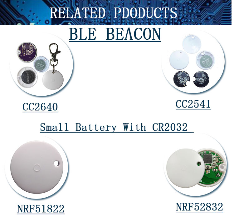 Long life Waterproof Cheap Bluetooth Ble 4.0 Ibeacon With 3A Industrial Battery