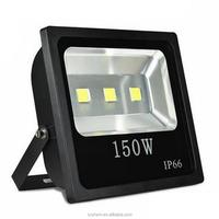 Ip66 epistar chip cob led exterior flood light bulbs 150w