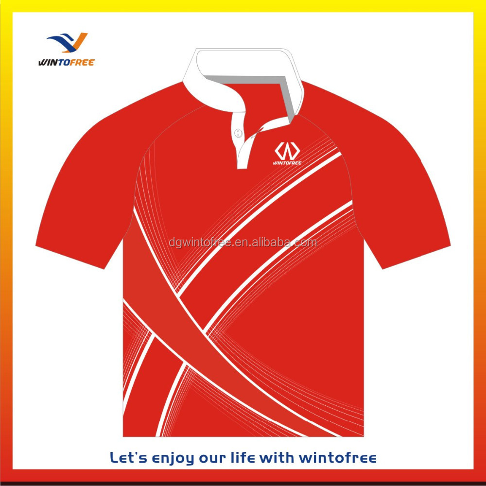Custom High Quality National Rugby Shirts With Custom Team Name And