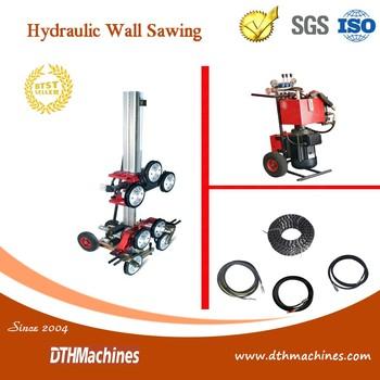 China concrete wire saw wire saw machine and concrete chain saw ...