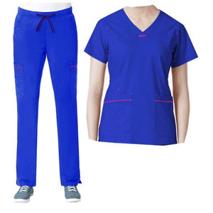 Hospital Doctor Nurse Medical Scrups Uniforms