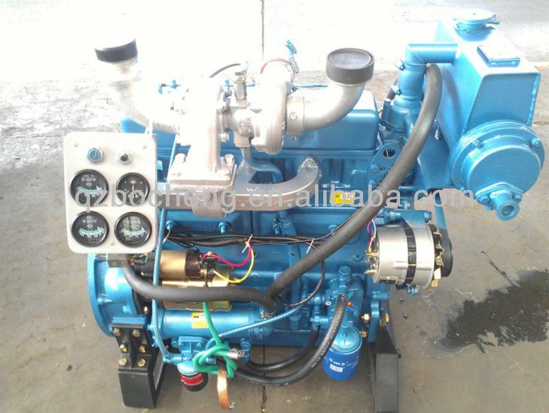 Wholesaler 1 Cylinder Diesel Engine Inboard 1 Cylinder