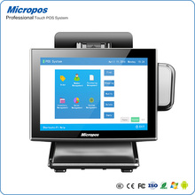 Factory direct Professional cheap touch screen cash register