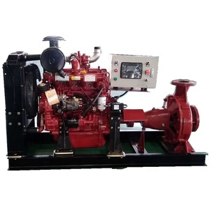 electric seal machine high volume water pump mechanical