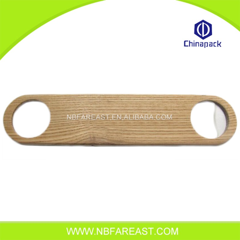 Classic design very hot sell wooden bottle opener vintage