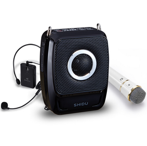 Shidu SD-S92 Portable Bluetooth Online Voice Amplifier With Handheld Headset Microphone