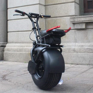 Big Single Fat Tire Electric unicycle one wheel self balancing scooter for sale