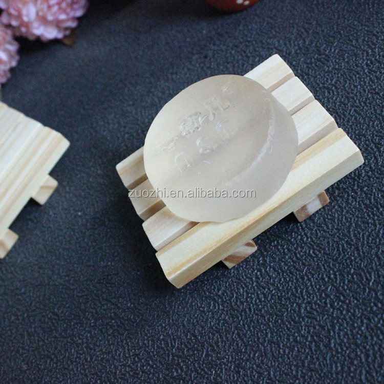 Wooden soap holder bathroom accessories wooden soap dishes