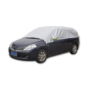 Sun protection UV Protection waterproof dustproof anti hail waterproof sun protection car rain cover half car cover