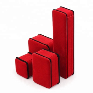 New Popular High Quality Paper Ring Box Holder Jewellery Storage
