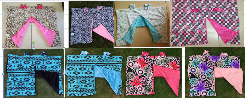 Infant Baby Car Seat Cover Rayon Nursing Canopy Polka Dot Stretchy