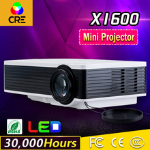 quality multimedia multifunctional cheap mini hd 1080p hindi song video download home theater mini led projector CREX1600