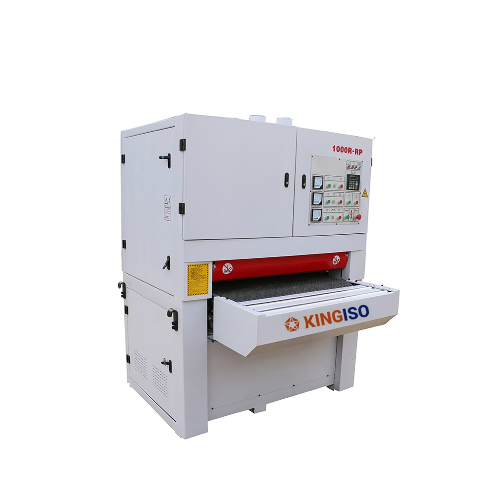 Automatic cnc roller sanding machine with high quality