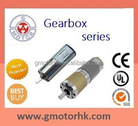 12v 24v low speed high torque dc gearbox gear motor