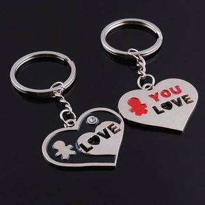 DIY family photo couple photo keychain for gift