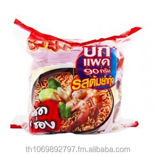 Mama Big Pack Tom Yum Kung 90 g. Pack 4