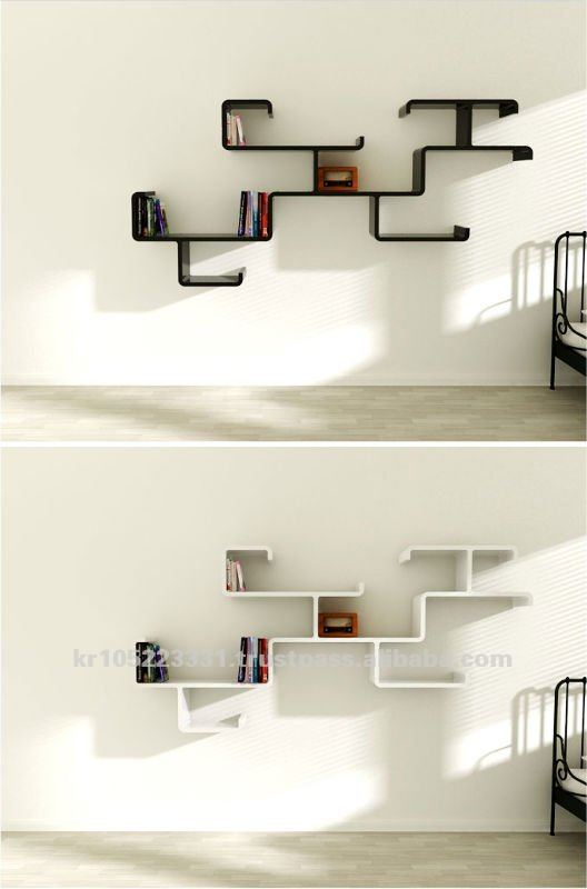 Functional And Stylish Wall To Wall Shelves Hgtv