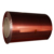 Red copper coated aluminum coil for composite panel