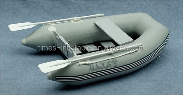 High quality low price inflatable cabin boats