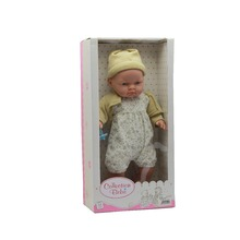 33CM Cute New Born Little Boy Baby Doll for Kids as Gift