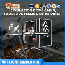 Flying training school vr headset need for speed racing car game flight simulator cockpits for sale