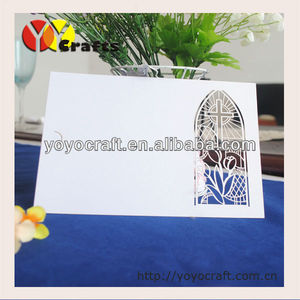 2013 wedding party favors invitations hot sale laser cut paper kerala wedding cards