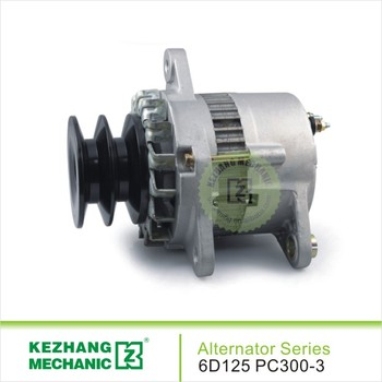 Alternator 48 Volt 6d125 Pc300 3 For Excavator