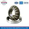 WRM supply Straight Bore, Steel Taper Cone Roller Wheel Bearing 31317 for Electric motors tapered roller bearings