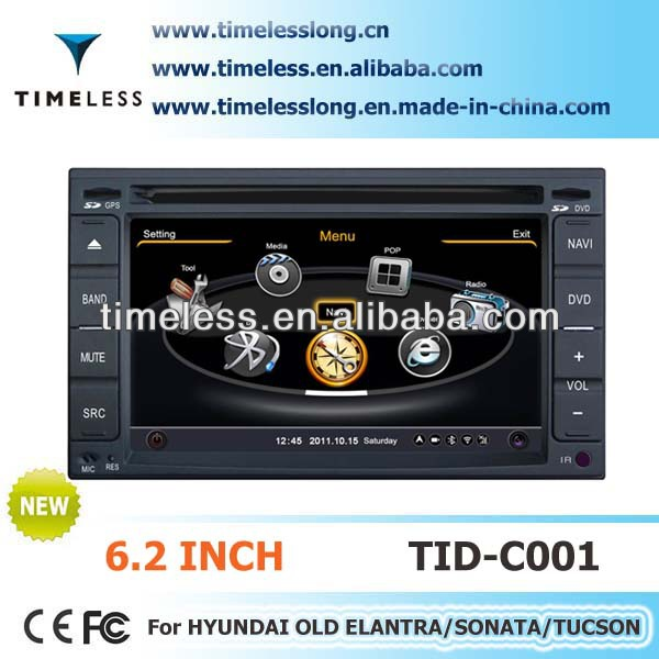 Timelesslong Car DVD player with GPS for car of Nissan BLUEBIRD before 2008 year