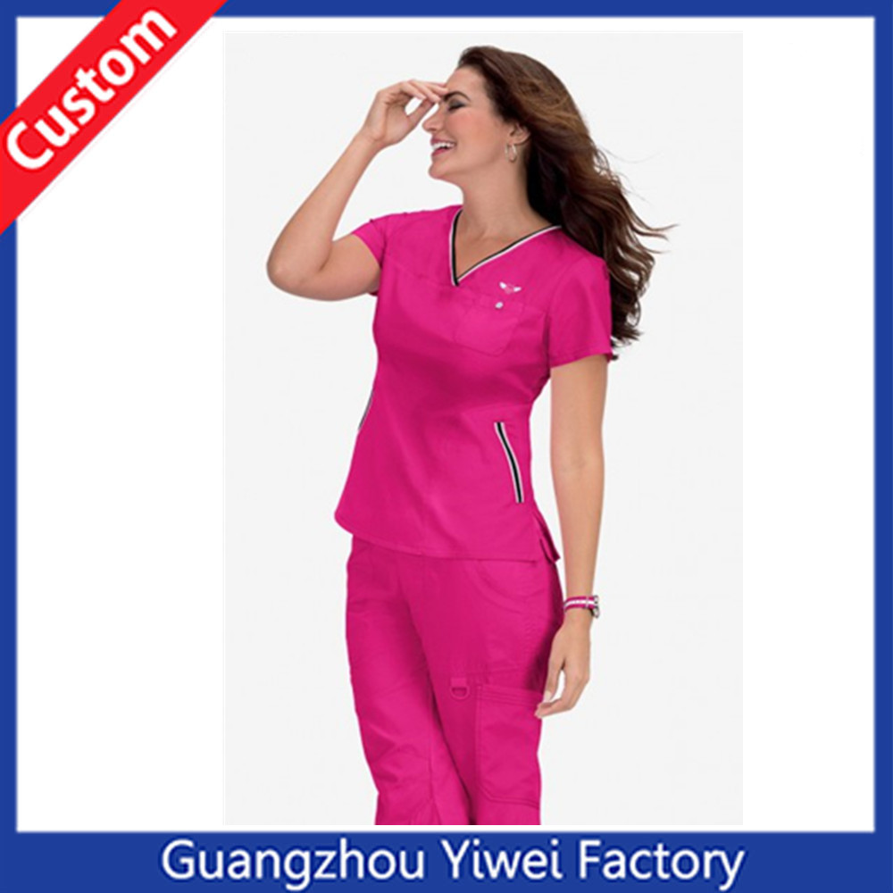 new style nurse uniform designs nurse scrub suits, cheap staff nurse uniform
