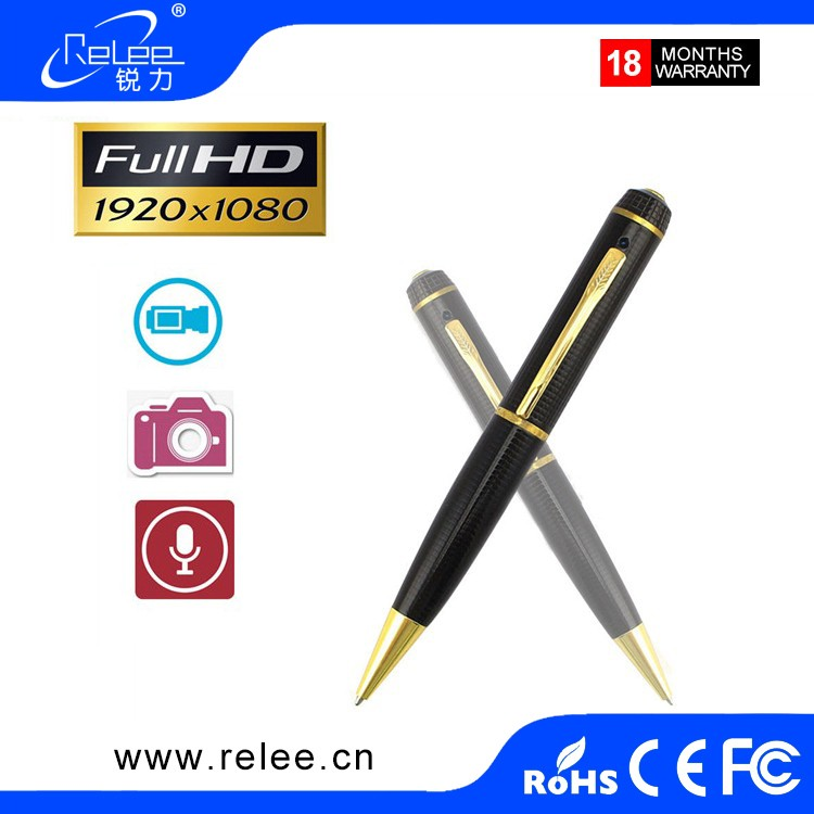 hidden camera pen 1080p full hd pen camera pen video driver camera