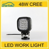 Wholesale Car Accessories China Spot Beam 48W Led Work Light For Trucks