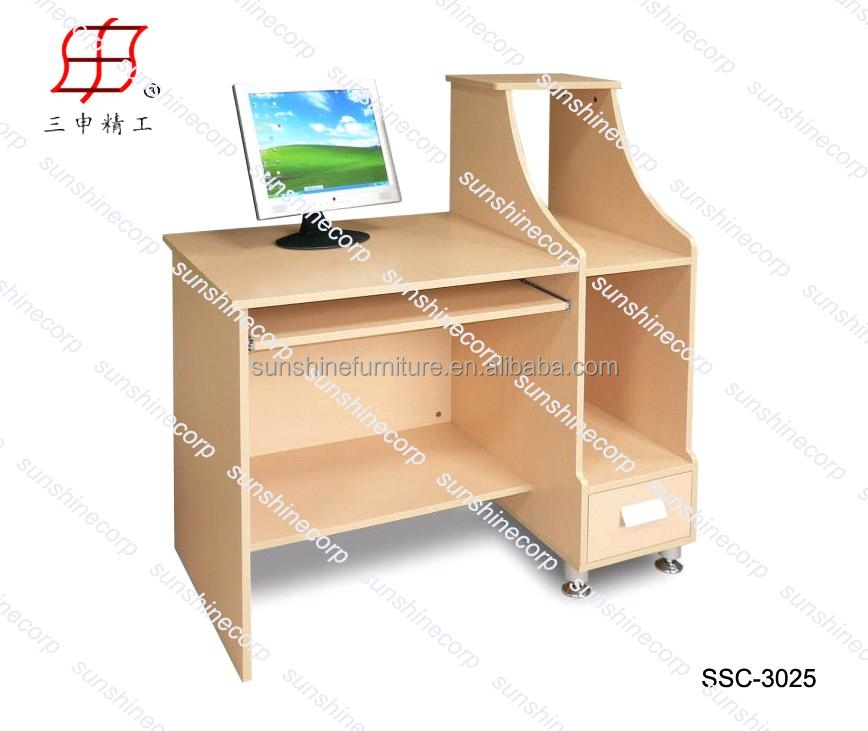 Long Study Computer Table Desk, Long Study Computer Table Desk Suppliers  And Manufacturers At Alibaba.com