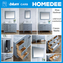 Chinese modern bathroom vanity/Restarant use Bathroom vanity wholesale