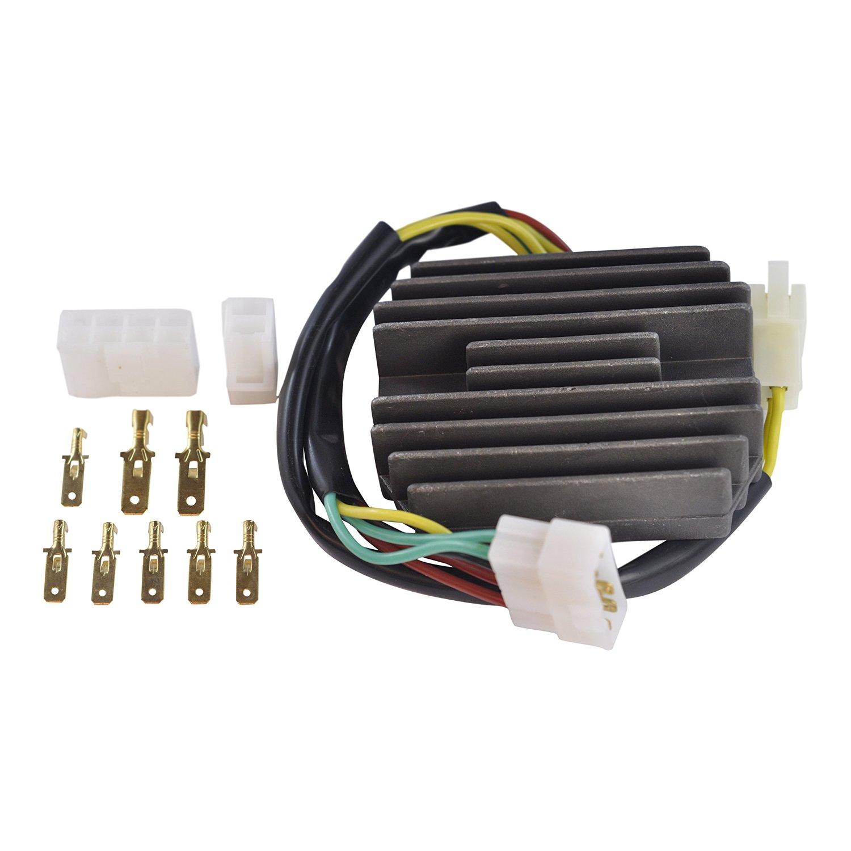 get quotations � voltage regulator rectifier honda gl 1200 goldwing  1985-1986