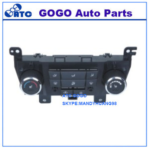 GOGO High quality heating control panel Chevrolet Cruze 14- 9057231 air conditioner parts