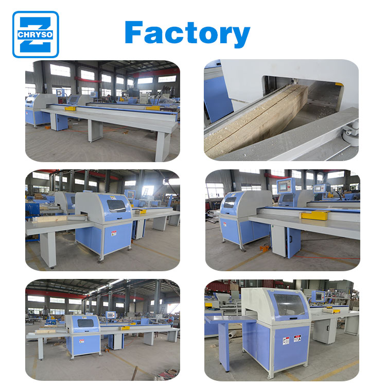 automatic bench panel saw wood working machine for cutting wood timber