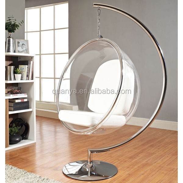 Acrylic Hanging Ball Chair, Acrylic Hanging Ball Chair Suppliers and  Manufacturers at Alibaba.com