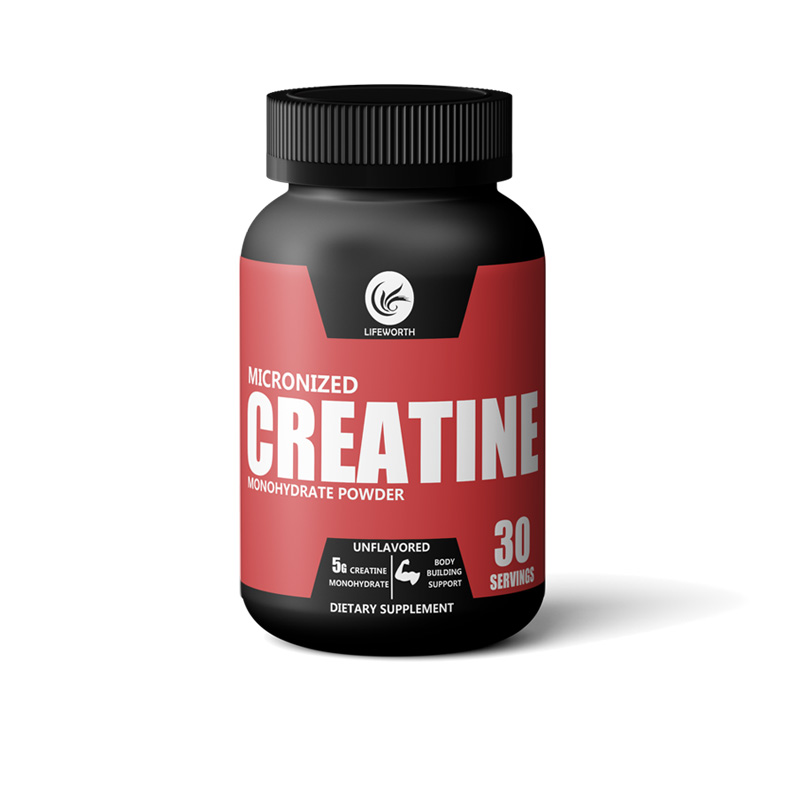 Lifeworth creatine protein amino acid powder muscle building supplements